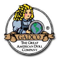 The Great American Doll Company/GADCO Logo